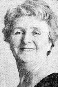 Constance Mary Everin
